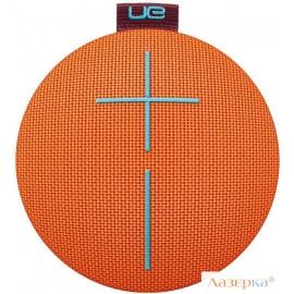 Портативная акустика Logitech UE Roll 2 Habanero оранжевый 984-000705