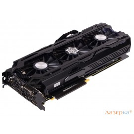 Видеокарта Inno3D GeForce GTX 1080 Ti iChill X4 C108T4C-1SDN-Q6MNX 11Gb 1569Mhz