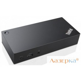 Док-станция Lenovo ThinkPad USB-C Dock для TP13 T470 T570 40A90090EU