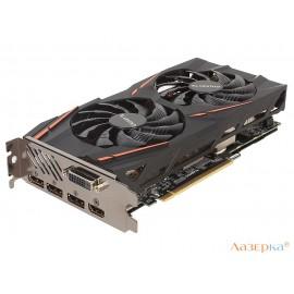 Видеокарта GIGABYTE Radeon RX 580 Gaming 4G GV-RX580GAMING-4GD 4Gb 1340Mhz