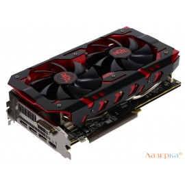 Видеокарта 8Gb PowerColor AXRX 580 Red Devil Golden Sample PCI-E