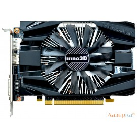Видеокарта Inno3D GeForce GTX 1060 Compact N1060-6DDN-N5GM 6Gb 1506Mhz