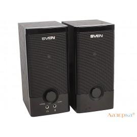 Колонки Sven SPS-603 2.0, Black (SV-015183)
