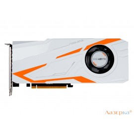 Видеокарта GIGABYTE GeForce GTX 1080 Ti Turbo 11G GV-N108TTURBO-11GD 11Gb 1480MHz
