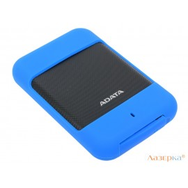 Внешний жесткий диск 1Tb Adata HD700 AHD700-1TU3-CBL синий