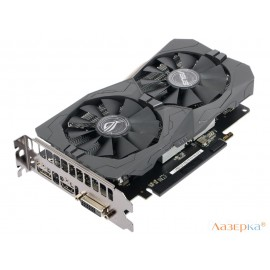 Видеокарта 4Gb ASUS ROG-STRIX-RX560-4G-GAMING