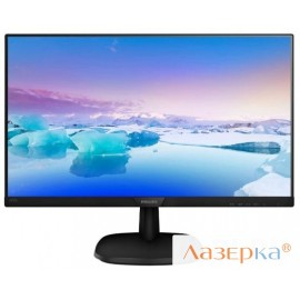 "Монитор Philips 243V7QDAB (00/01) 23.8"" Black"