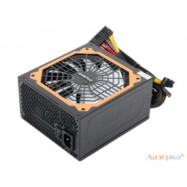 Блок питания Zalman 650W ZM650-EBT v2.3, A.PFC, 80 Plus Gold, Fan 14 cm, Fully Modular,Retail