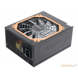 Блок питания Zalman 1000W ZM1000-EBT v2.3, A.PFC, 80 Plus Gold, Fan 14 cm, Fully Modular,Retail