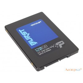 SSD накопитель Patriot BURST PBU120GS25SSDR 120GB