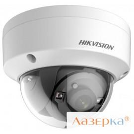 """Камера видеонаблюдения Hikvision DS-2CE56H5T-VPIT 1/2.5"""" CMOS 2.8 мм ИК до 20 м день/ночь"""