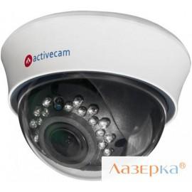 """Камера видеонаблюдения ActiveCam AC-TA383IR2 1/2.7"""" CMOS 2.8-12 мм ИК до 20 м день/ночь"""