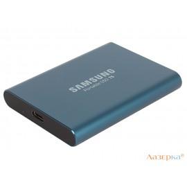 Внешний твердотельный накопитель SSD 500GB Samsung T5