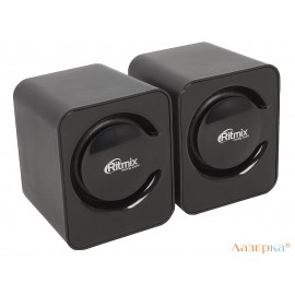 Колонки RITMIX SP-2050 2.0, Black (15119042)