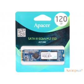 SSD накопитель Apacer AST280 AP120GAST280-1 120Gb