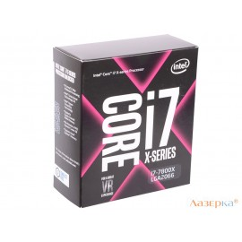 Процессор Intel Core i7-7800X 3.5GHz 8Mb Socket 2066 BOX