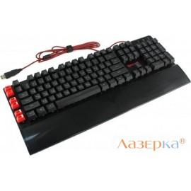 Клавиатура проводная Redragon Yaksa USB черный