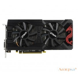 Видеокарта PowerColor Radeon RX 570 AXRX 570 8GBD5-DMV3 8GB 1105 MHz