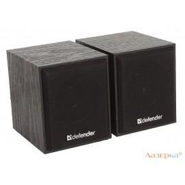 Колонки DEFENDER SPK-230 2.0 black