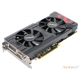 Видеокарта PowerColor Radeon RX 570 AXRX 570 8GBD5-DM 8Gb 1105 MHz