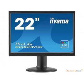 "Монитор Iiyama Pro Lite B2280WSD-B1 22"" черный"