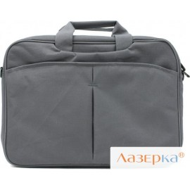 "Сумка для ноутбука Continent CC-012 Grey до 15,6"""
