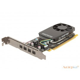 Профессиональная видеокарта 2Gb (PCI-E) PNY nVidia Quadro P620 VCQP620-PB