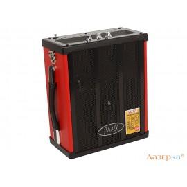 Портативная колонка MAX Q71, Black/Red (30054)
