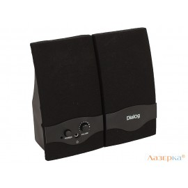 Колонки Dialog Colibri AC-22UP 2.0, Black