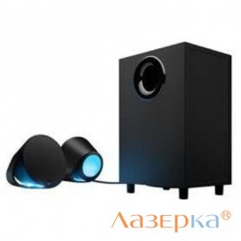 Колонки Logitech LIGHTSYNC PC Gaming Speakers G560 Black