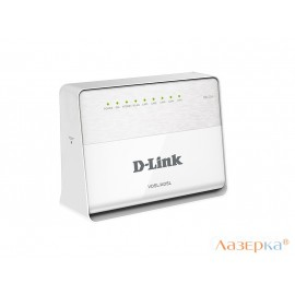 Маршрутизатор D-Link DSL-224/T1A