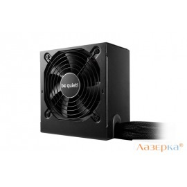 Блок питания BeQuiet System Power 9 600W v2.4, A.PFC, 80 Plus Bronze, Fan 12 cm, Retail