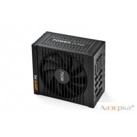 Блок питания BeQuiet Power Zone 750W v2.4, A.PFC, 80 Plus Bronze, Fan 13,5 cm,Fully Modular,Retail
