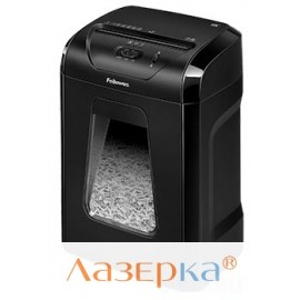 Шредер Fellowes Powershred 12C, DIN P-4, 4х40мм, 12лст., 18лтр., Safety Lock