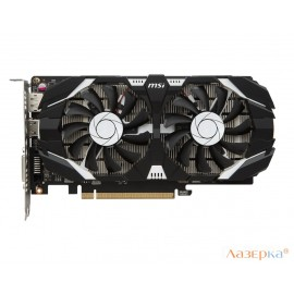 Видеокарта MSI GeForce GTX 1050 Ti 4GT OCV1 4GB 1341 MHz