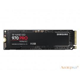 SSD накопитель Samsung 970 PRO MZ-V7P512BW 512GB