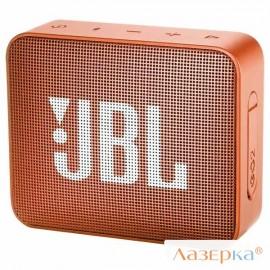 Портативная колонка JBL GO 2 JBLGO2ORG оранжевый