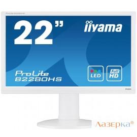 "Монитор Iiyama ProLite B2280HS-W1 21.5"" White"