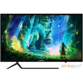 "Монитор Philips 436M6VBPAB/00(01) 42.5"" Black"
