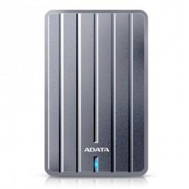 Внешний жесткий диск 2Tb Adata HC660 AHC660-2TU3-CGY серый