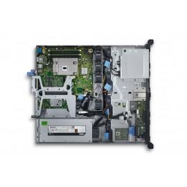 Сервер Dell PowerEdge R230 E3-1240v5, 1x8GB ECC, 2x1TB SATA 7.2 HotPlug (4x3.5), PERC H330, DVDRW, 2x1GbE, iDRAC8 Ent, 250W, Rack Rails, 3y NBD