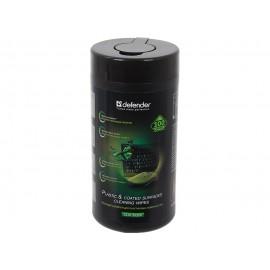 Чистящие салфетки Defender Eco CLN 30300 (для комп/оргтехники)