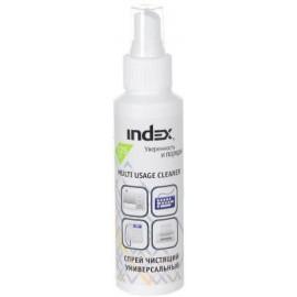 Спрей чистящий для пластика Index 125мл ICCS125M