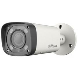 Камера видеонаблюдения Dahua DH-HAC-HFW2401RP-Z-IRE6 2.7-12мм цветная корп.:белый
