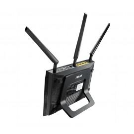 Беспроводной маршрутизатор ASUS RT-N66U C1 802.11bgn 900Mbps 5 ГГц 4xLAN USB черный