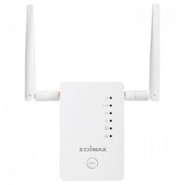Точка доступа Edimax RE11S 802.11ac 1167Mbps 2.4 ГГц и 5 ГГц белый