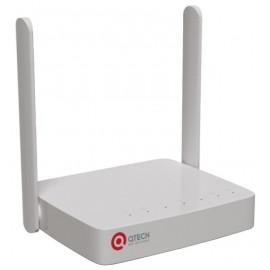 Точка доступа QTECH QMO-234 802.11bgn 150Mbps 2.4 ГГц 2xLAN белый