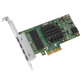 Адаптер Lenovo I350-T4 PCIe 1Gb 4 Port Base-T Ethernet Adapter by Intel 4XC0F28731