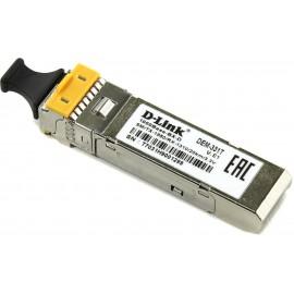 Трансивер сетевой D-Link DEM-331T/20KM/DD/E1A