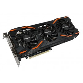 Видеокарта 8Gb (PCI-E) GIGABYTE GTX 1080 WINDFORCE OC 8G GV-N1080WF3OC-8GD